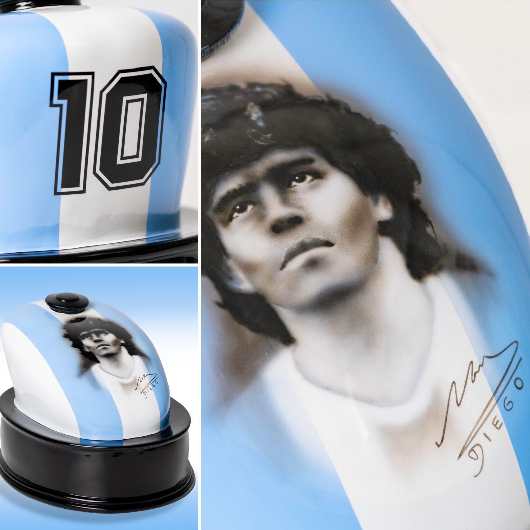 Tribute Diego Maradona